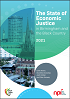 Featured Publication - The State of Economic Justice in Birmingham and the Black Country 2021