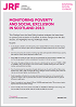 Featured Publication - Monitoring Poverty and Social Exclusion in Scotland 2013
