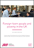Featured Publication - Foreign-born people and poverty in the UK