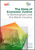 Featured Publication - The State of Economic Justice in Birmingham and the Black Country